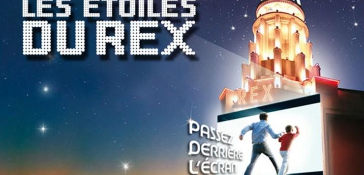 Les Etoiles du Rex : une visite guidée des coulisses du Grand Rex (CONCOURS INSIDE !)