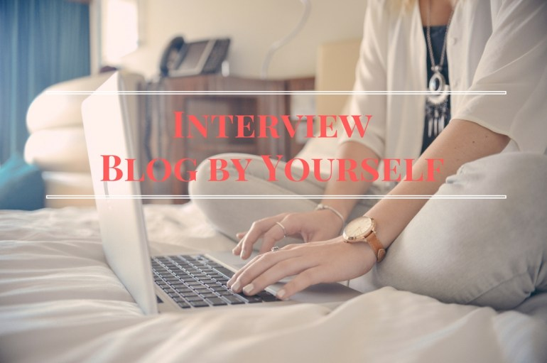 Interview de Blog By Yourself