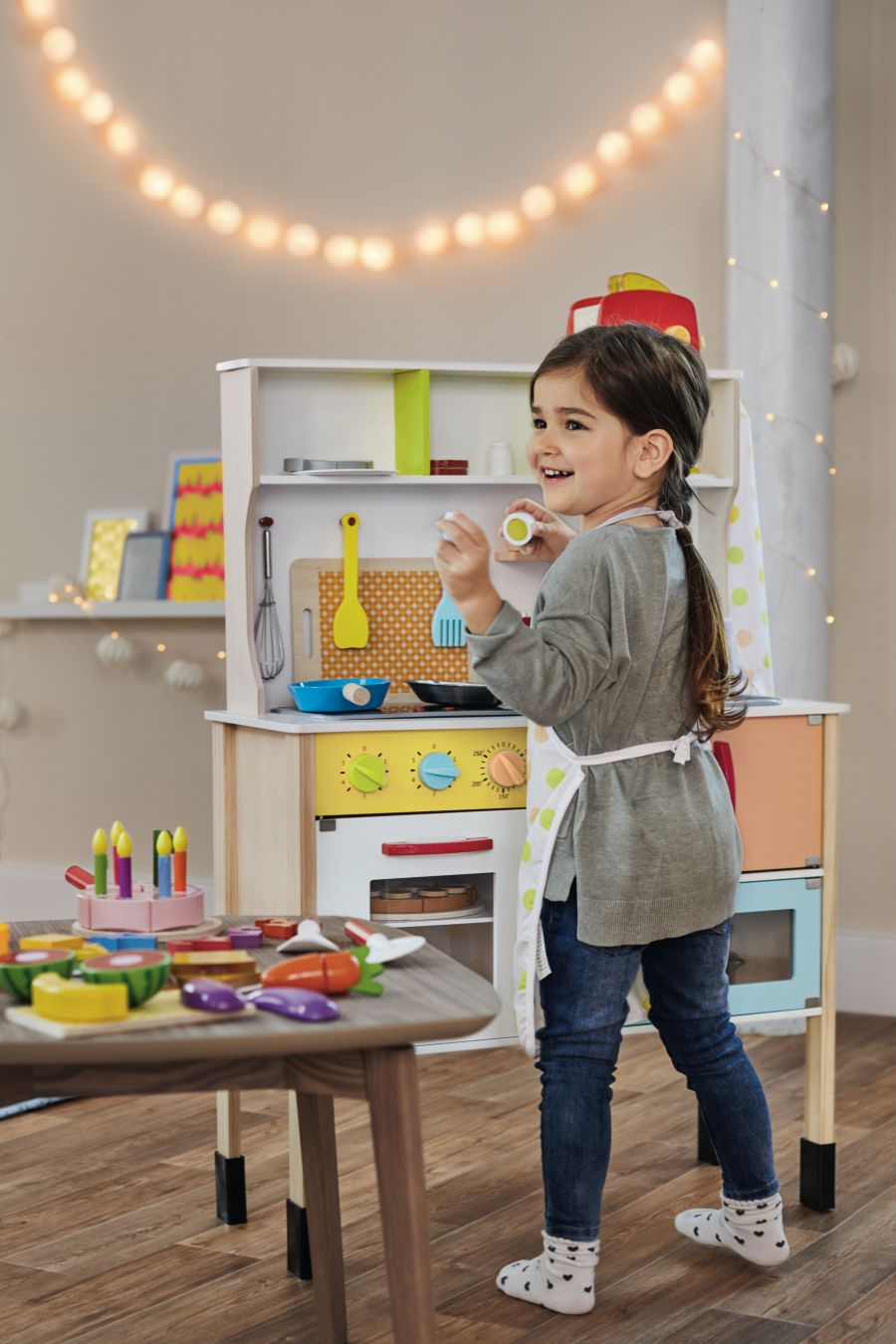So De Chez Lidl Workin' Jouets Bois La En Collection Girls j4qc3AR5LS
