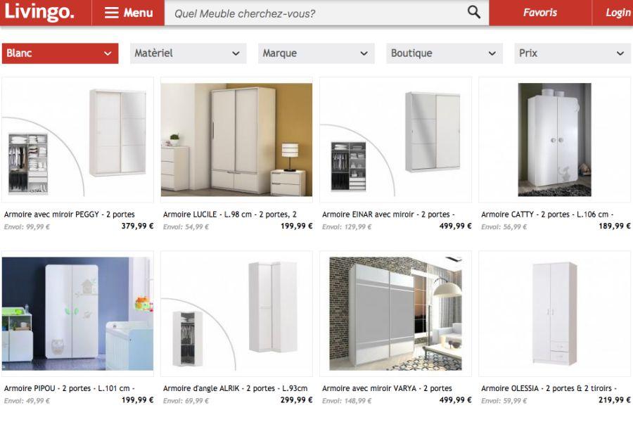 Modèles d'armoires pour chambres d'enfants