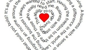 heart centered business
