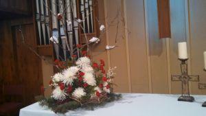 jan 1 flowers at church 2