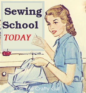 Sewing school TODAY