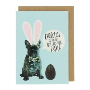 easter and chocolate