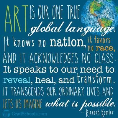 art as global language