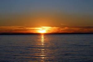 dawn at ti