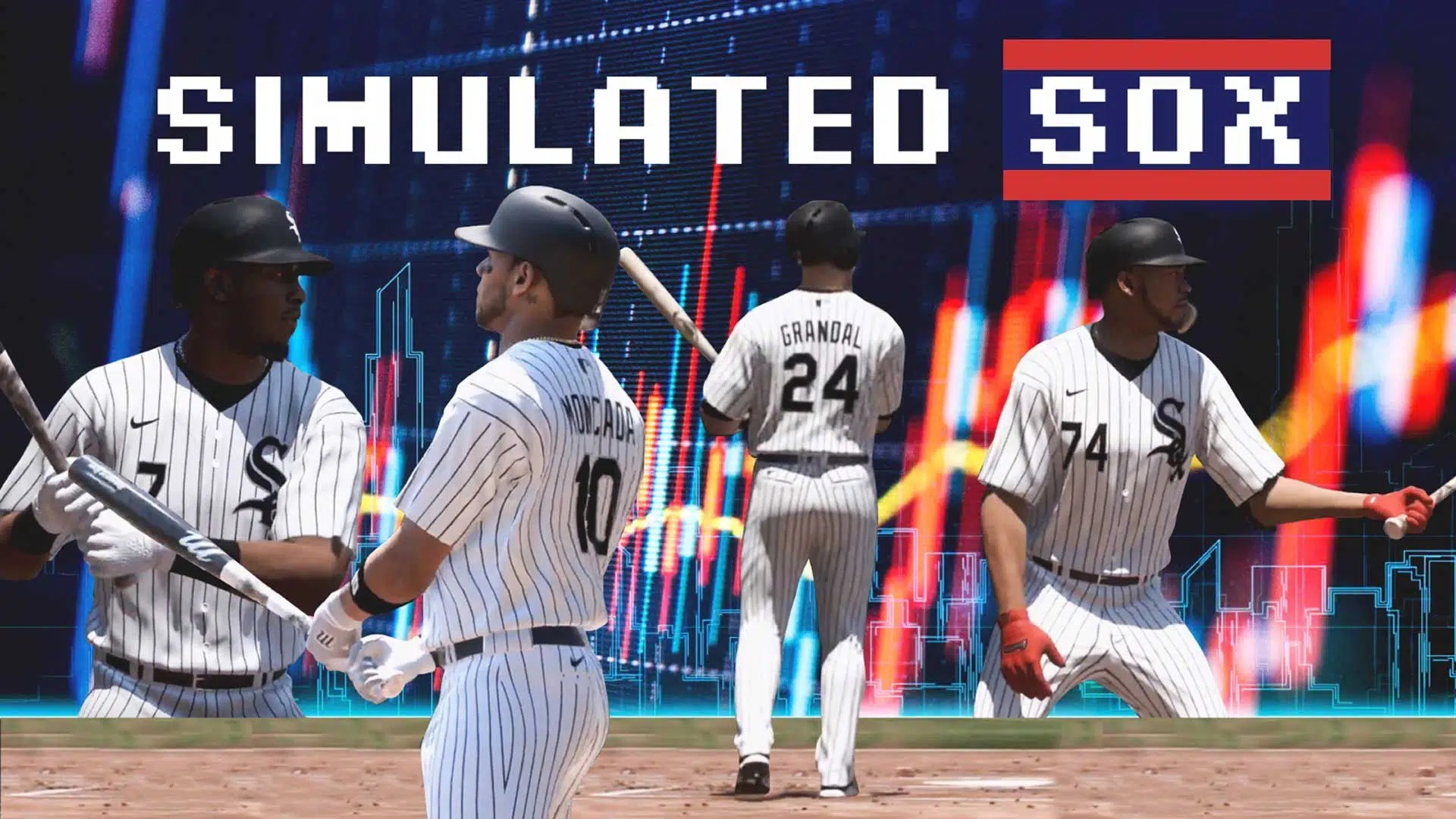 Simulated Sox White Sox Vs Twins September 6th Sox On