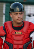 Tim Federowicz Sox Prospects Player of the Month June 2009