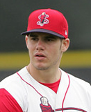 Drew Hedman collected his third double on the season in game two of yesterdays doubleheader in Vermont