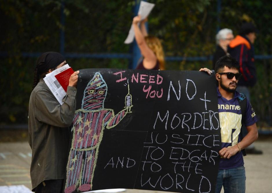 Guatemala y Cuba nicos pases con pena de muerte vigente