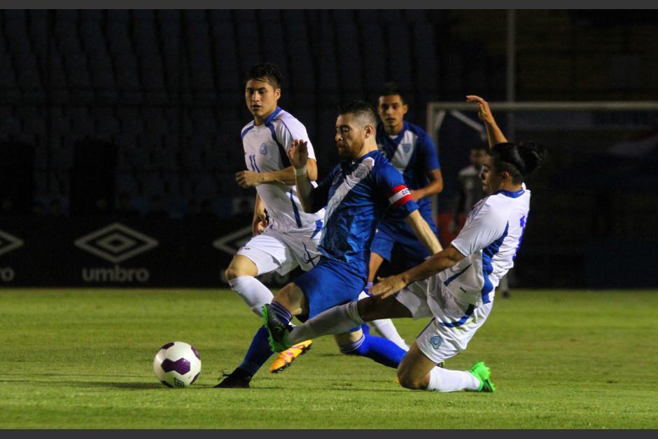 El Salvador podría ser el próximo rival de la Bicolor. (Foto: Archivo/Soy502)
