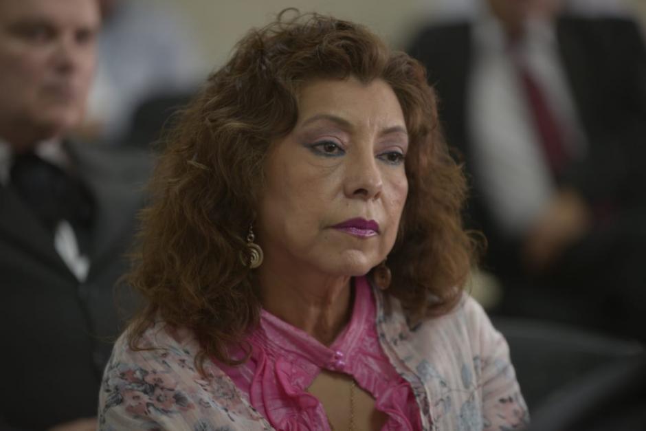 Anabella de León autorizó más gasto en gasolina de lo que la institución tenía capacidad para gastar. (Foto: Wilder López/Soy502)