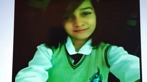 Herlyn Grijalva, la estudiante que desapareció al ir por un helado