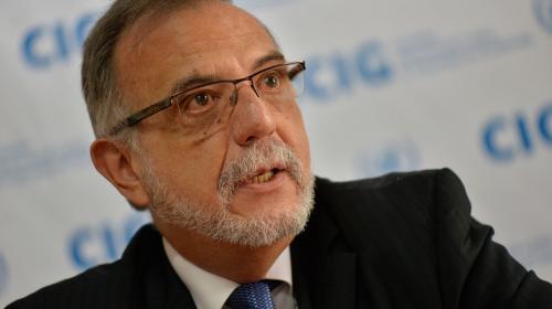 La ONU ratifica a Iván Velásquez al frente de CICIG