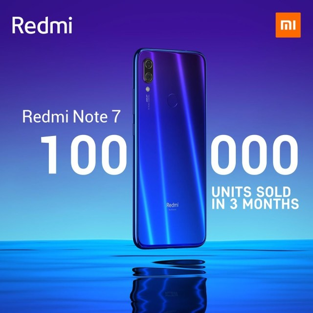 {focus_keyword} Xiaomi Malaysia sold 100000 Redmi Note 7 units in just three months - SoyaCincau.com 190712 redmi note 7 malaysia