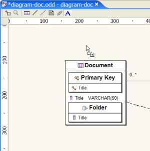 EclipseDatabase  Database Diagram  Database Diagram Toolbar