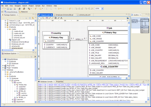 small resolution of it lets you manage the design of your database and generate java code to access your database
