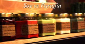 Benefits of Soy Candles-Soy Candles vs Paraffin Candles