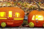 Celebrar Halloween en un camping con tu caravana