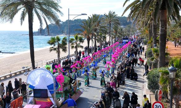 Carnaval costa Brava Lloret-de Mar