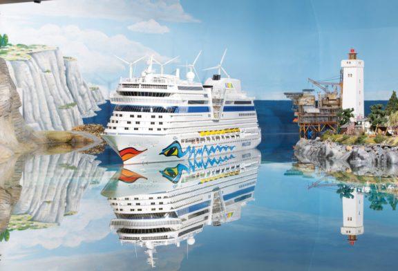 Viajar con tu caravana al mundo de las miniaturas