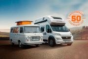 50 años de historia de los campers: origen de estos vehículos cómodos y manejables