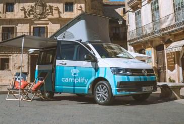 Llega a España Camplify, una web para compartir caravanas y autocaravanas