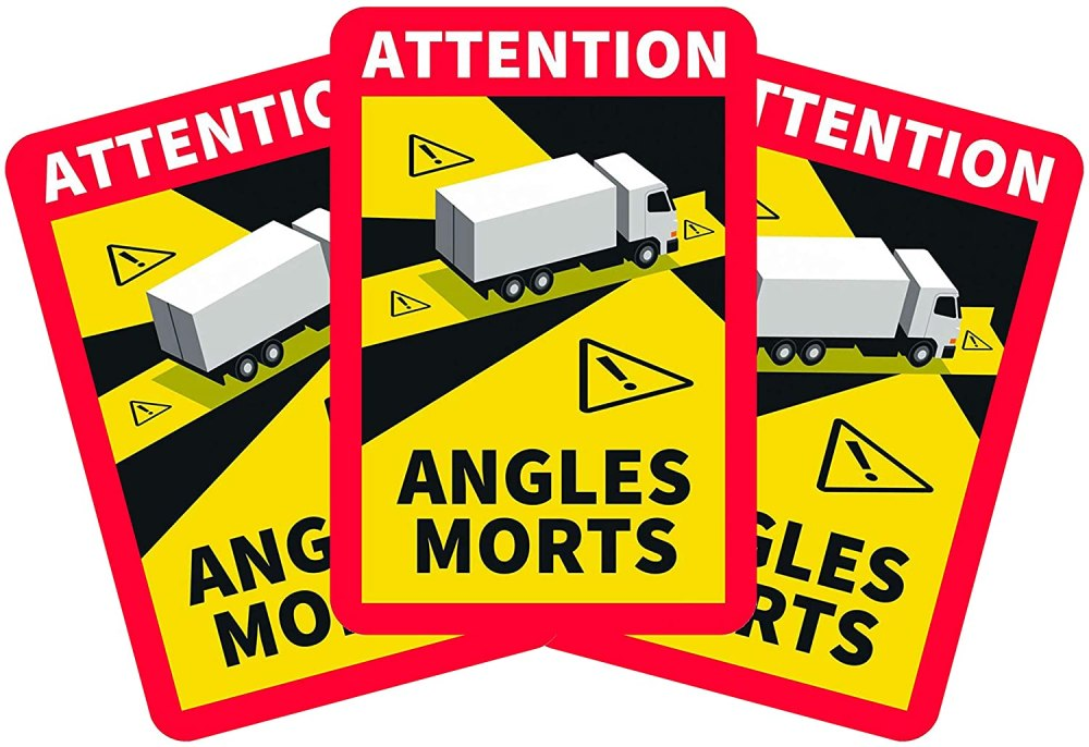 Comprar pegatinas Angles Morts