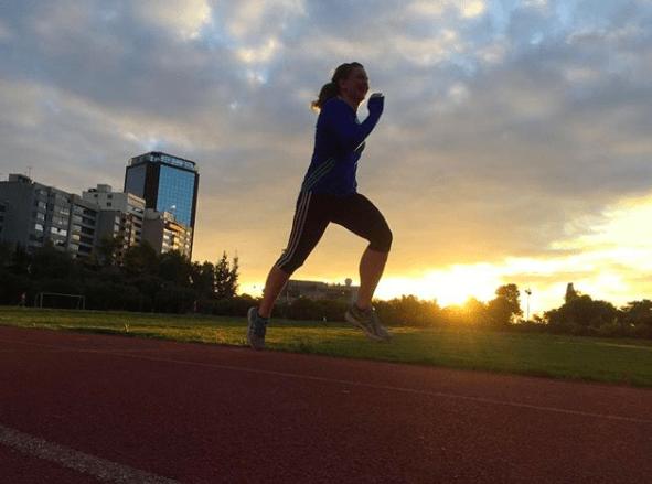 Correr cambió mi cuerpo