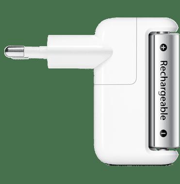 rechargeable 20100727 Novedades 27 de Julio (V): Cargador de pilas