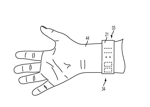 Apple patenta un nuevo tipo de correa para el Apple Watch