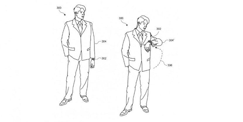 Patente de Apple permite al Apple Watch regular el sonido
