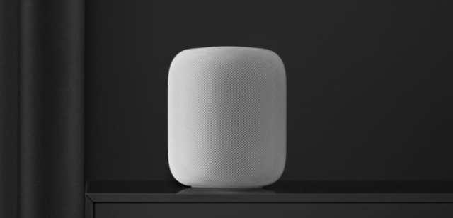 HomePod blanco