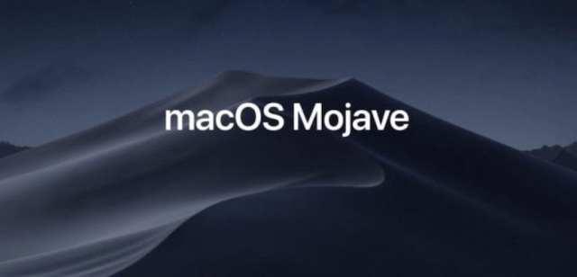 Fondo macOS Mojave