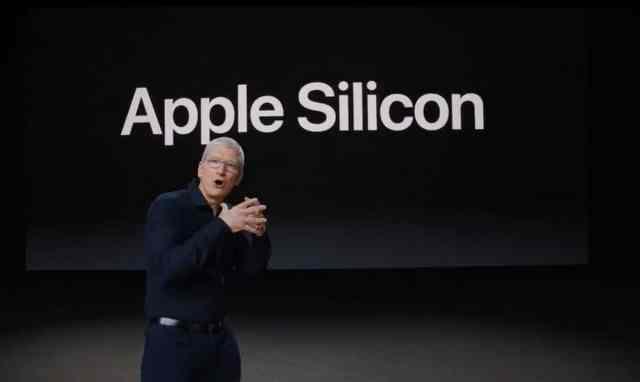 Apple Silicon representa el término de Intel