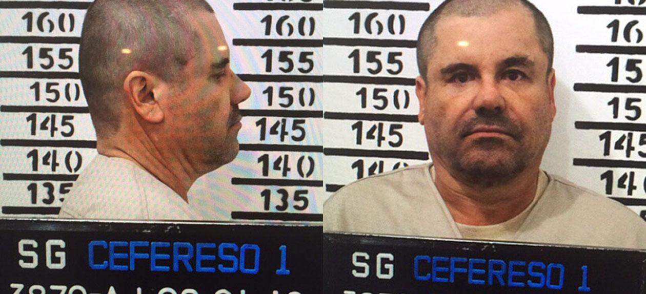 Chapo Guzmán extraditado