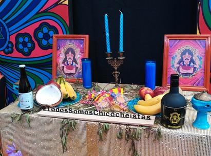 """Chico Ché """"El Dios de la fiesta"""""""