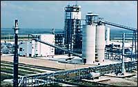 Planta de Hidrógeno en base a Carbón.