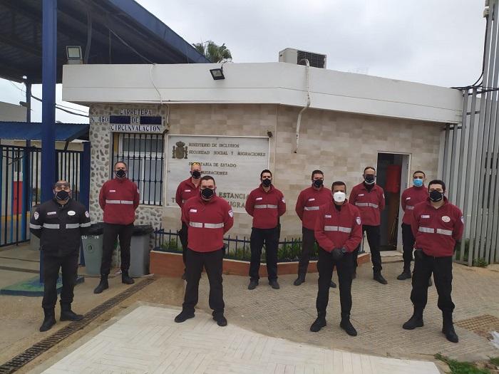 Vigilantes de Seguridad CETI Melilla