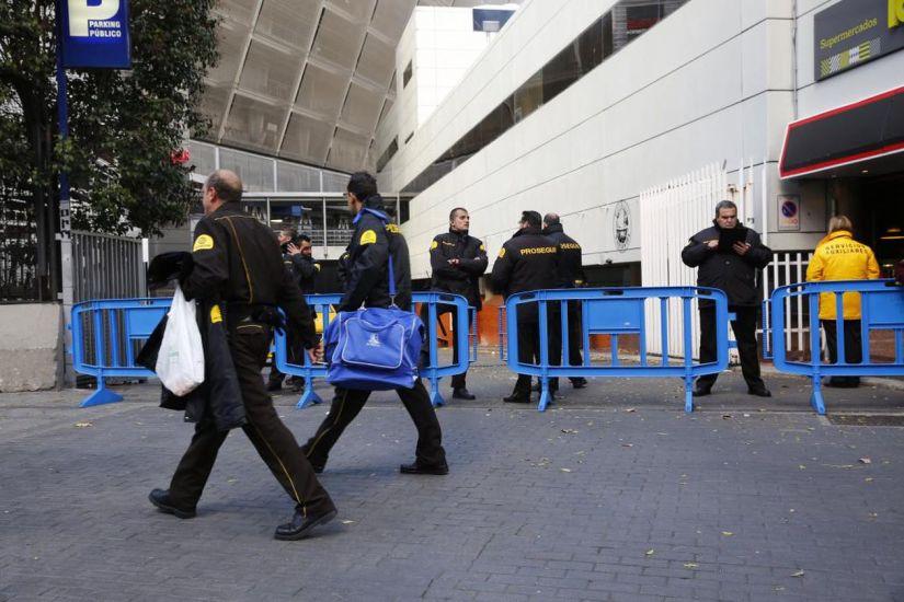 17 Vigilantes muertos por Covid19 en España