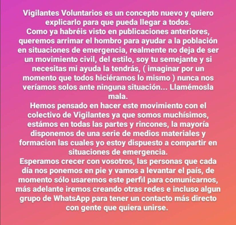 Vigilantes Voluntarios