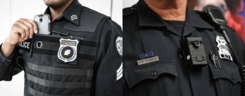 Cámaras policiales