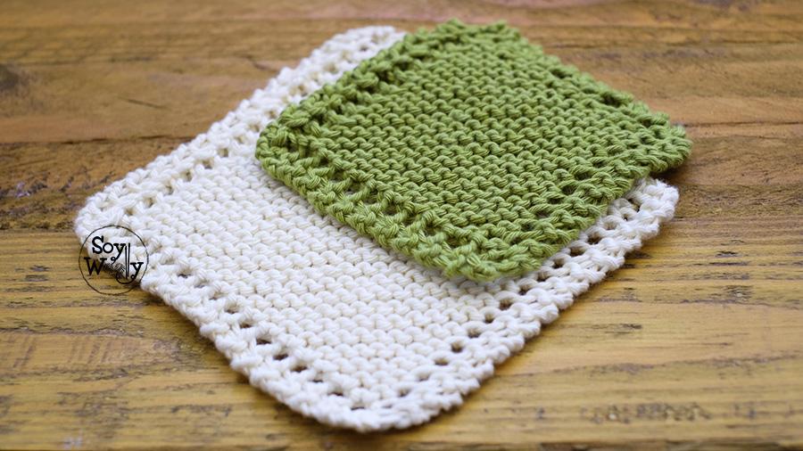La forma m s f cil de tejer una manta en diagonal soy - Como tejer mantas al crochet ...