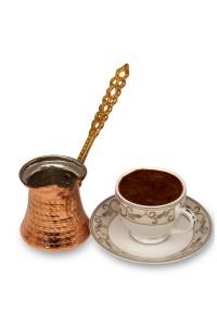 SOZEN COPPER COFFEE MAKER POT FOR 1 CUP