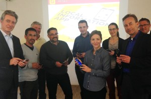 Integreat App für Rosenheim