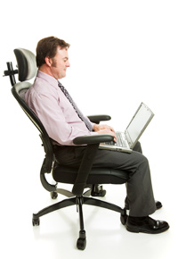 Choosing an Office Chair That Is the Right Size