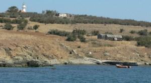 Посланикът на САЩ е проявил интерес към разкопките на о. Свети Иван 7
