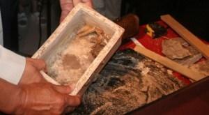 Мощи на Свети Йоан Кръстител сензационно открити край Созопол ! 1