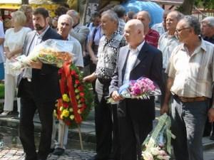 """В Созопол отбелязаха 40 години от основаването на """"Торпедни и ракетни катери"""" 1"""
