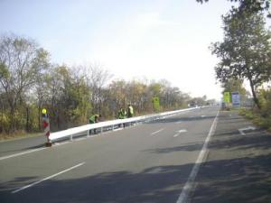 Панайот Рейзи: Поставена е мантинелата на пътя за Созопол 1